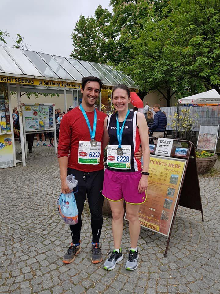 10 km race report