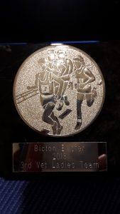 womens trophy
